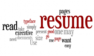 Five Steps to Executive Resume Readability