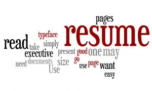 Five Steps to Executive Resume Readability