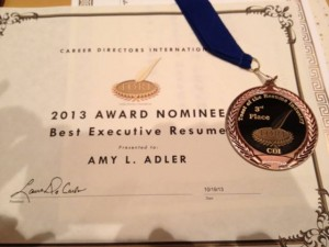 Amy L. Adler wins 2013 Global TORI Award