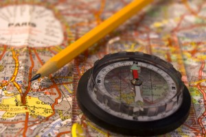Set your compass early in your job search to save time and effort later.
