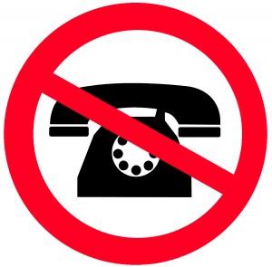 No calls?