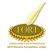 TORI Judge 2019, , Salt Lake City Resume Writing Service